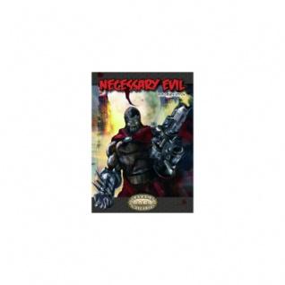 Savage Worlds - Necessary Evil - Explorer Edition