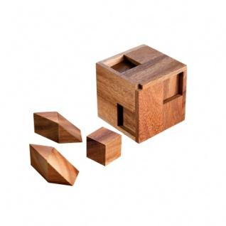 Hexahedroom - Level 4 - 8 Puzzleteile