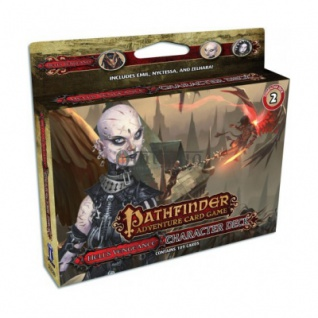Pathfinder Adventure Card Game - Hell s Vengeance Character 2