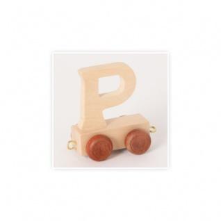 Buchstaben-Waggon P