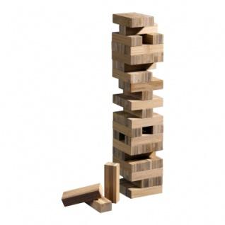 Verflixter Turm - Bambus - 255mm hoch