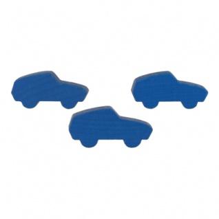 Auto - Pkw - gross - 36x17x12mm - blau - Vorschau 1