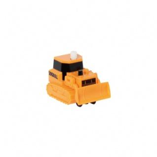 Aufzieh-Bulldozer mit Anti-Fall-Funktion - sortiert