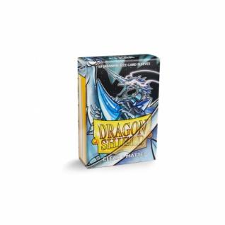 Dragon Shield - Japanese Matte Klar (60 Stück)