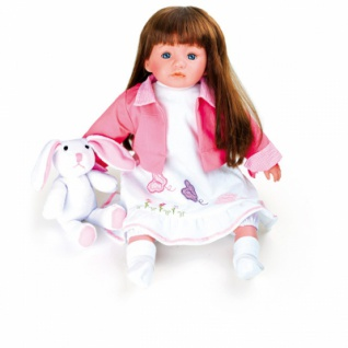 Puppe Sandra