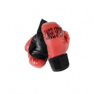 Kinder Boxhandschuhe 10 onz - rot