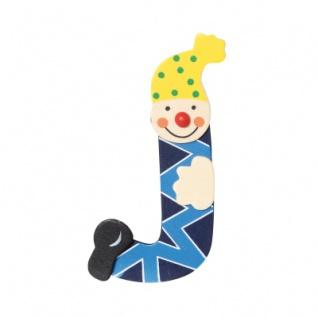 Buchstabe Clown J