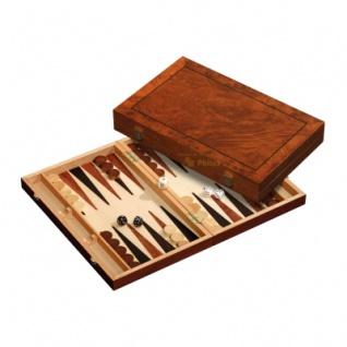 Backgammon - Kassette - Stratis - Holz - standard