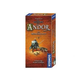 Die Legenden von Andor - Der Sternenschild - 1 Erweiterung
