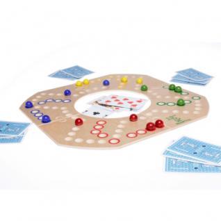 Brändi Dog Spiel - das Kultspiel aus der Schweiz 2-4 Spieler - Vorschau 4