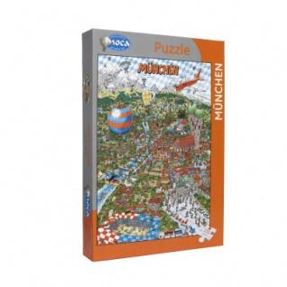 München - Puzzle