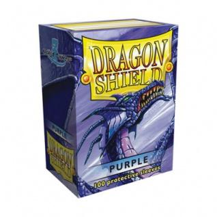 Dragon Shield - Lila - 100 Stück