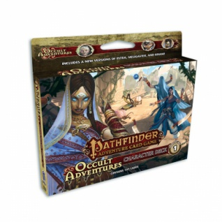 Pathfinder Adventure Card Game - Occult Adv. Character Deck 1