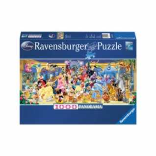Puzzle - Disney Gruppenfoto (1000 Teile)