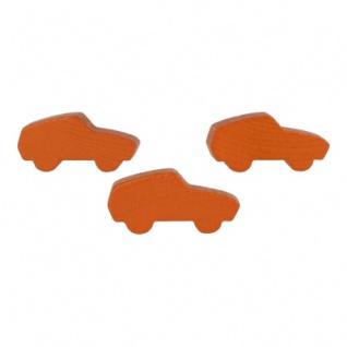 Auto - Pkw - gross - 36x17x12mm - orange - Vorschau 1
