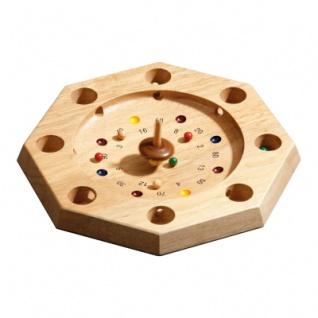 Tiroler Roulette Octagon - Hevea-Holz