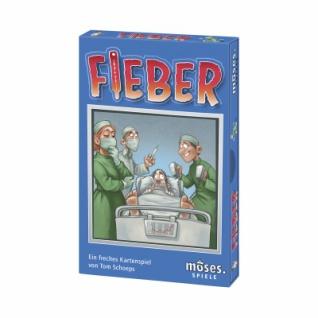 Fieber - Das freche Kartenspiel