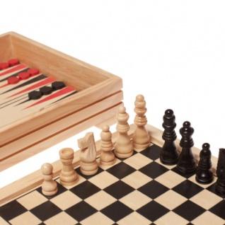 Spielesammlung - Holz - Reise-Edition - Vorschau 5