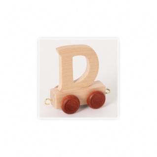 Buchstaben-Waggon D