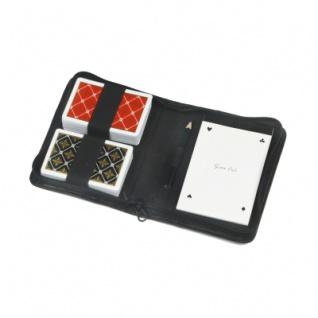 Spielkarten Doppelbl in Etui
