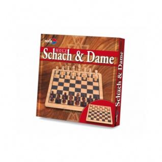 Schach und Dame