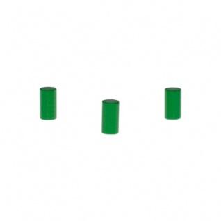 Achteckstein Sky - 8x15mm - grün
