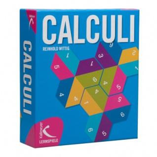 Calculi - Ein mitwachsendes Rechenspiel