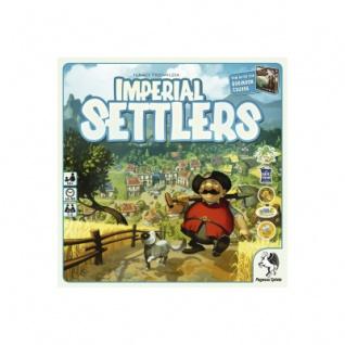 Imperial Settlers - deutsche Ausgabe