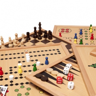 Spielesammlung - Holz - Premium Edition - Vorschau 4