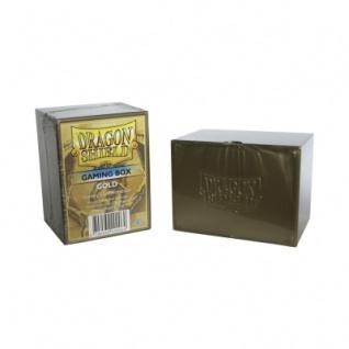 Dragon Shield - Gaming Box 100+ - Gold