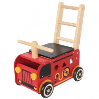 Schiebewagen Feuerwehr
