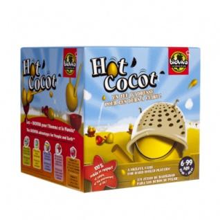 Hot Cocot - Ein Geschicklichkeitsspiel für Hartgesottene!