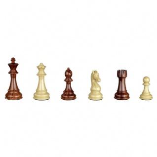 Schachfiguren - Aurelius - KH 110 mm - Kunststoff - gewichtet