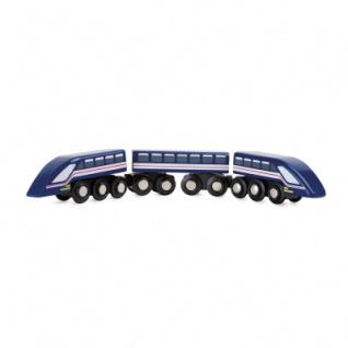 Hochgeschwindigkeitszug - Blauer Blitz TRAINible - Vorschau 2