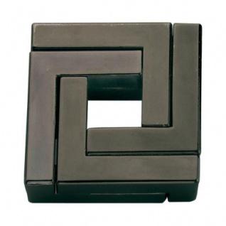 Cast Puzzle Quartet - Metallpuzzle - Level 6