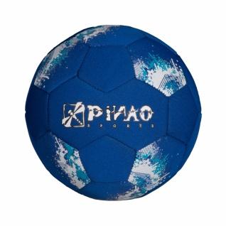 Neopren Mini-Soccer Ball - Fußball in pink oder blau - Vorschau 2