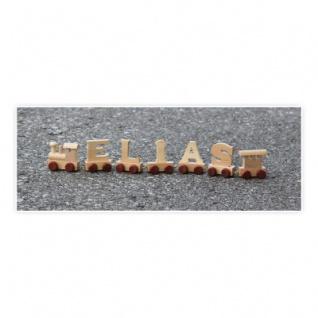Buchstaben-Waggon B - Vorschau 4