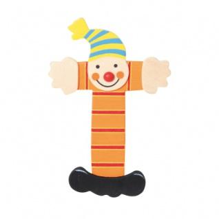 Buchstabe Clown T
