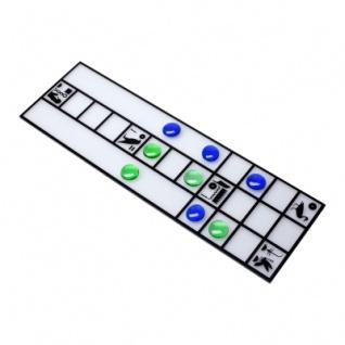RAMSES - ein historisch Spiel im modernen Design - Acrylglas - Vorschau 3