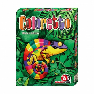 Coloretto - Jubiläumsausgabe