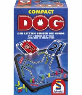 Dog Spiel Compact - das Reisespiel