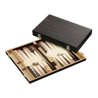 Backgammon - Kassette - Viktor - Holz - standard