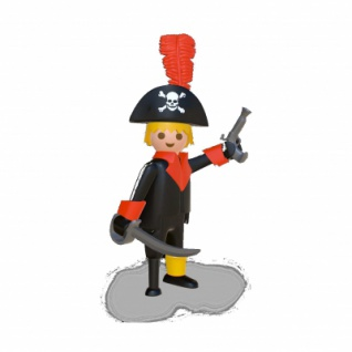 Playmobil Collector - Pirat