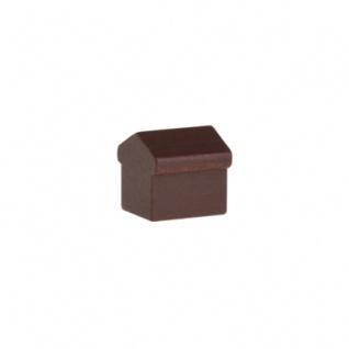 Monopoly Hotel - 15x15x15mm - braun