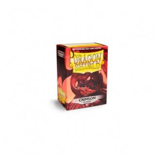 Dragon Shield - Crimson - 100 Stück
