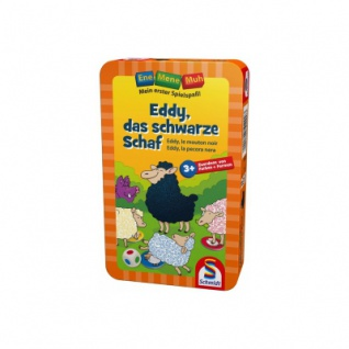 Ene Mene Muh - Eddy - das schwarze Schaf
