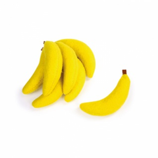 Filz-Bananen - Vorschau