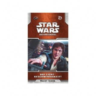 Star Wars Kartenspiel LCG - Auf Lichtgeschwindigkeit! - Renegaten-Staffel-Zyklus 6