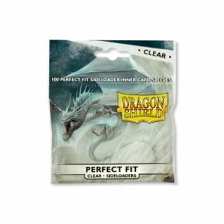 Dragon Shield - Perfect Fit Sideloaders - Klar/Klar (100 Stück)