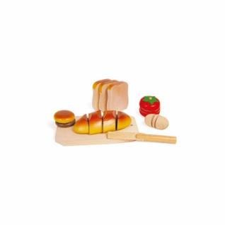 Schneide Brot